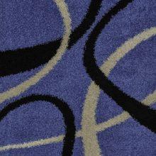 SHAGGY 0681U L.BLUE / BLACK