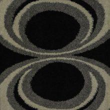 SHAGGY 0901A BLACK / GREY